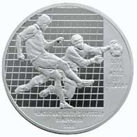 2006 Football World Cup (silver)