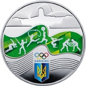Games of the XXXI Olympiad (silver)
